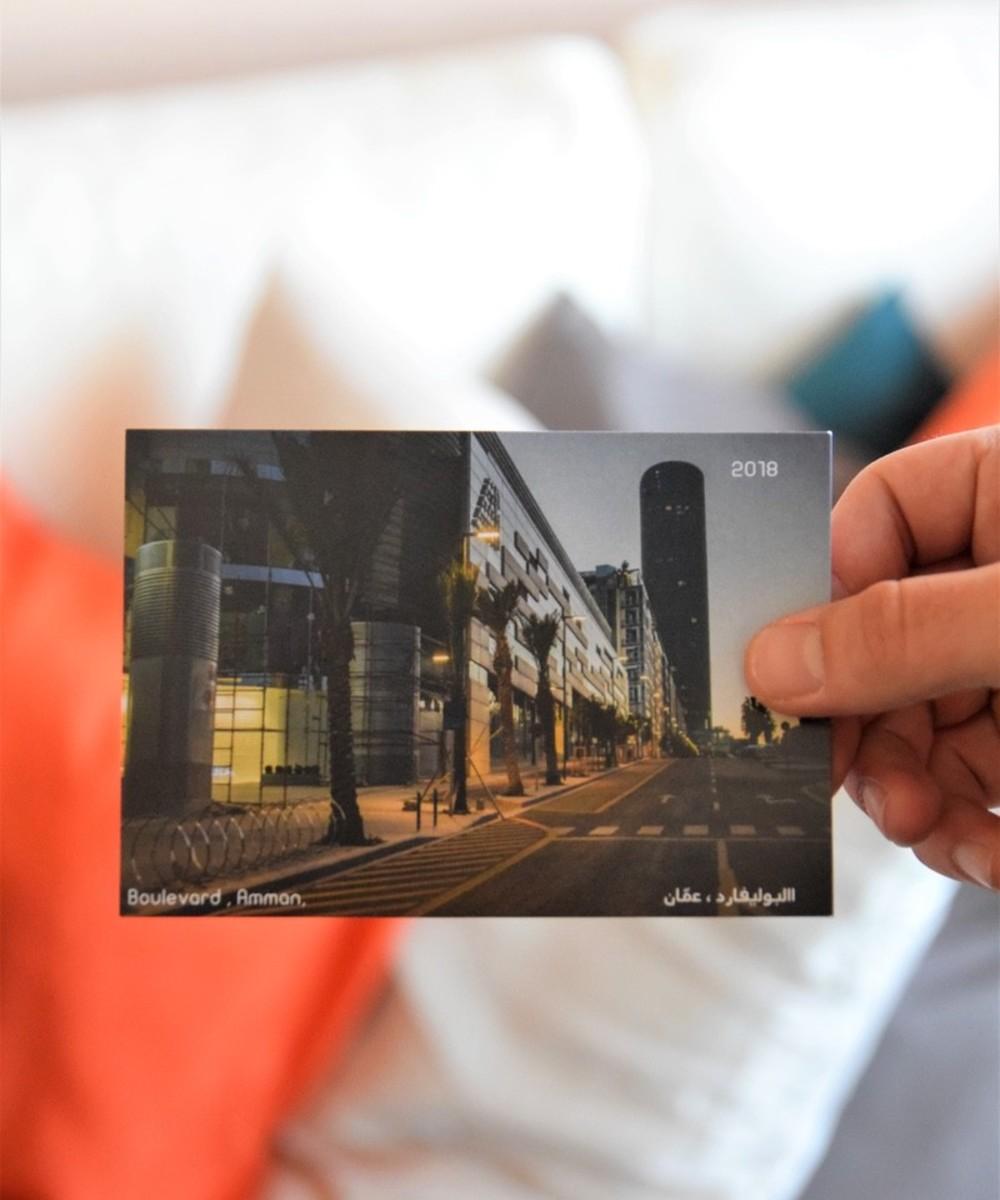 3x Postcards: Theme 2