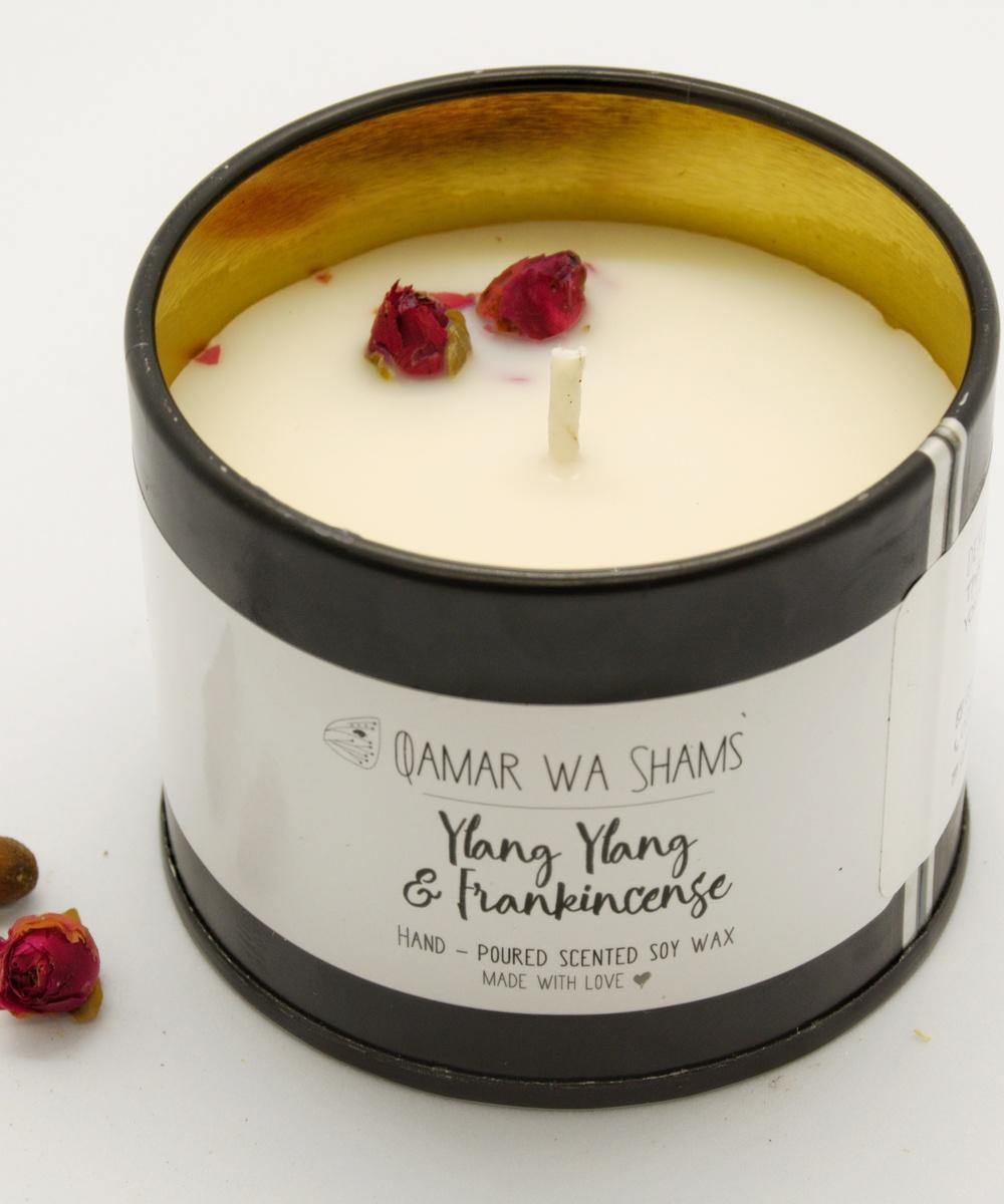 Ylang Ylang Candle - 130 Grams
