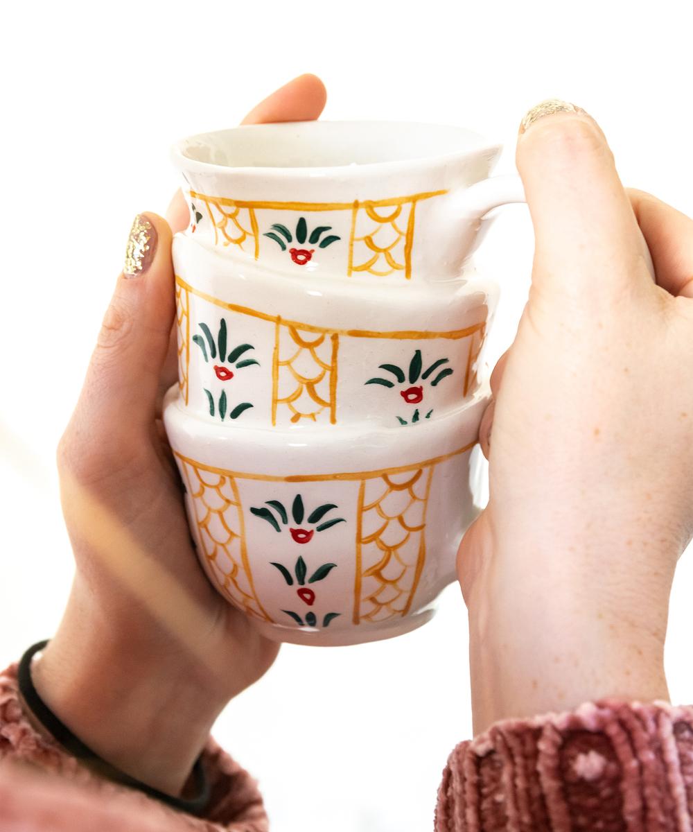 Bitter Coffee Mug - Ahweh Sada