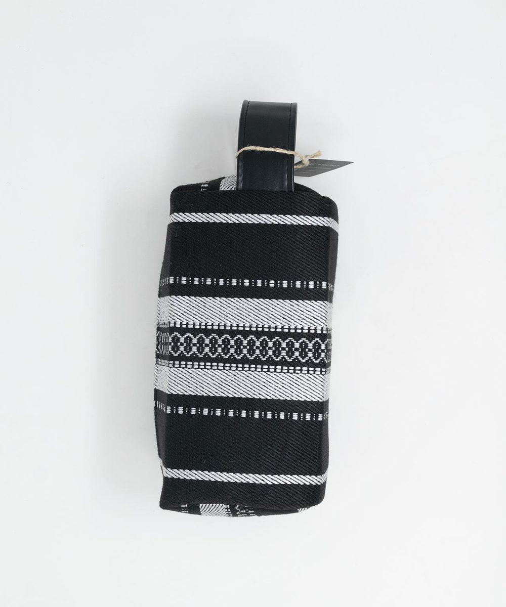 حقيبة مقلمة بلون أسود