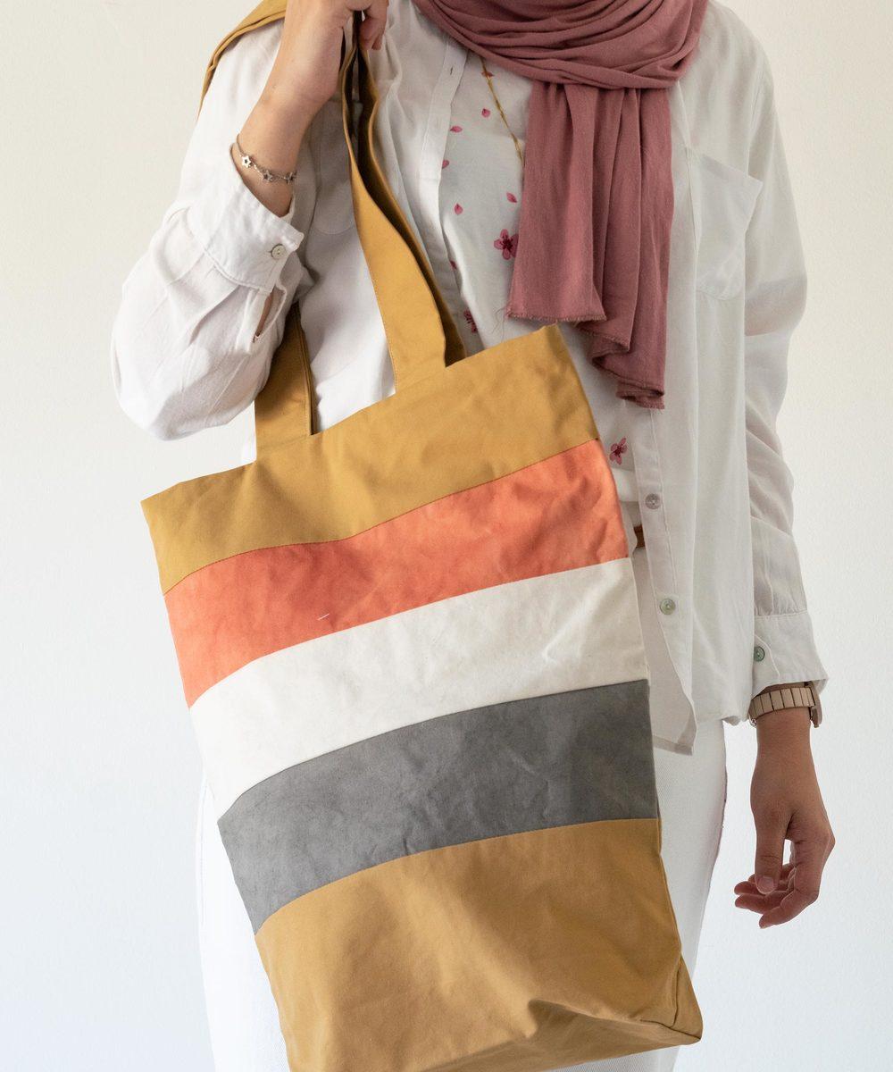 حقيبة كبيرة - ألوان متعددة