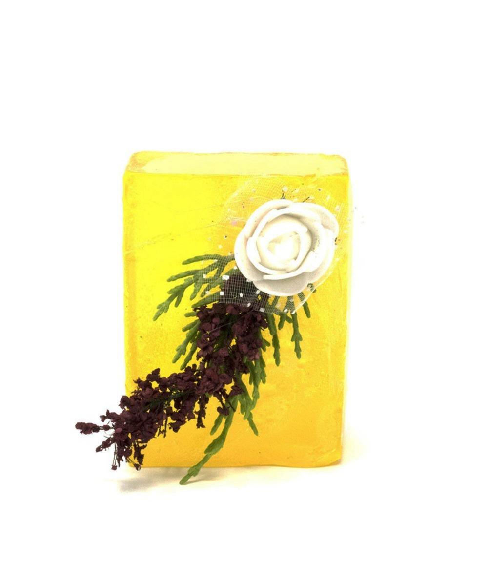 صابونة العسل (أصفر)