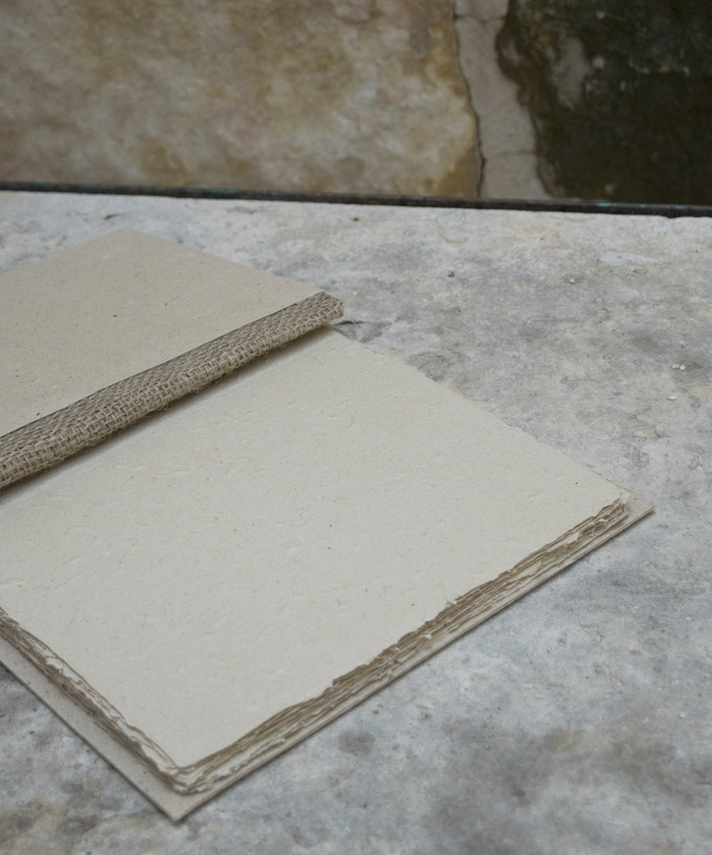 Notebook with Rugged Cover