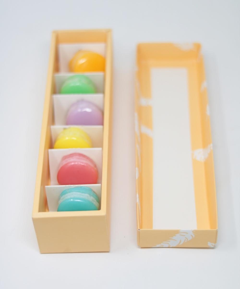 Mini-Macaron Soap Set