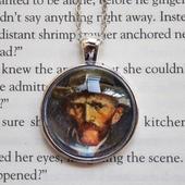 Famous Artwork Necklace