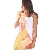 Tie-Dye Slip-Knot Bag