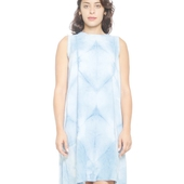 Tank Dress in Light Blue