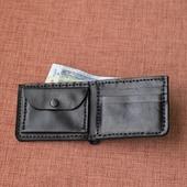 Leather Wallet (Black)