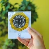 The Half-Dinar Sticker