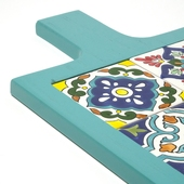 Table Trivet (Light Blue)