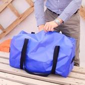 Travel Bag: Blue
