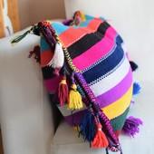 غطاء وسادة بوهيمي