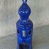 Incense Burner in the Shape of a Minaret