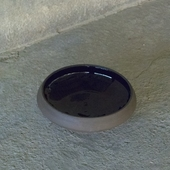 Ceramic Serving Dish (Black - Small)