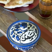 Ceramic Dates Pot