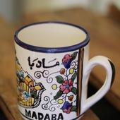 Ceramic Madaba Mug