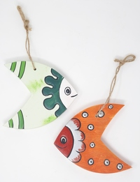 Fish Wall Hangings