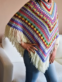 Light Shades Shawl