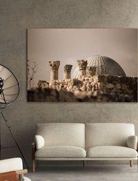 لوحة فوتوغرافية - جبل عمان