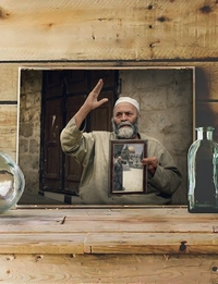 Photographic Art: Old Man