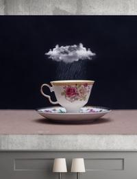 لوحة فوتوغرافية - تصميم كوب