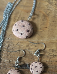 Choco-Chip Jewelry Set