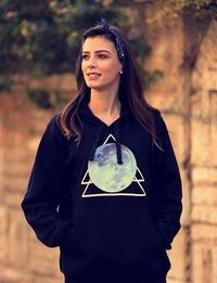 Mood and Triangle Sweatshirt
