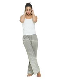 Wide Leg Pant in Grey