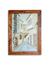 Large Mosaic - Damascus Street