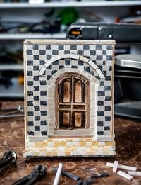 Traditional Syrian Door