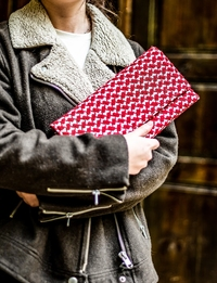 The Keffiyeh Clutch