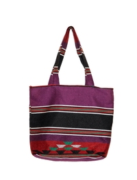 Tote Bag in Bedouin Pattern