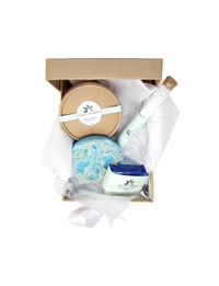 Customized Gift Set: Bath-time Bubbles