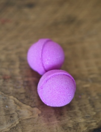 Mini Bath Bomb Set in Pink