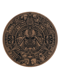 Star Wars Aztec Calendar