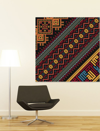 Palestinian-Inspired Wall Decor