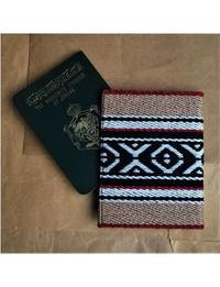 Bedouin Passport Cover in Tan