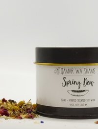 Spring Dew Candle - 130 Grams