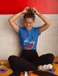 Watermelon T-shirt - Blue