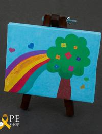 رسومات أطفال مركز الحسين للسرطان