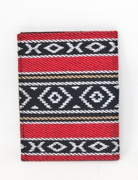 Bedouin Passport Cover in Red