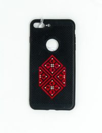 Mobile Cover with Road to Egypt Embroidery
