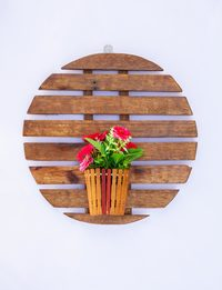 Wooden Round Wall Decor