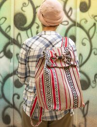 Bedouin Backpack - Beige