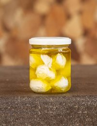 Labneh with Oil