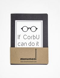 Corbusier Notebook - Large