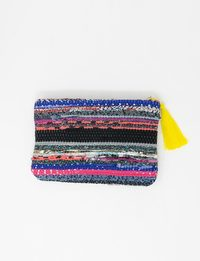 Colored Clutch