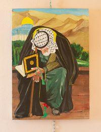 لوحة عبد الحليم القيصر