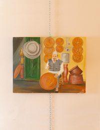 Tamam Al-Nabulsi Painting