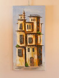 Firas Al-Homsi Painting 1